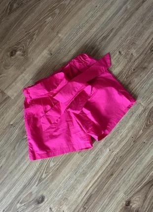 Рожеві шортики