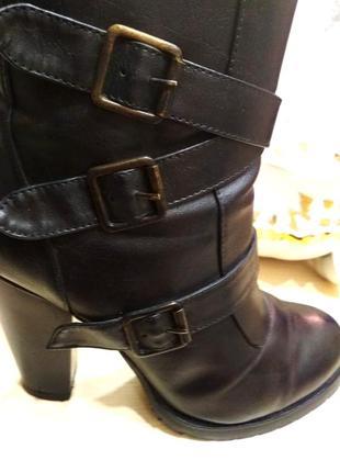 Стильные теплые ботиночки