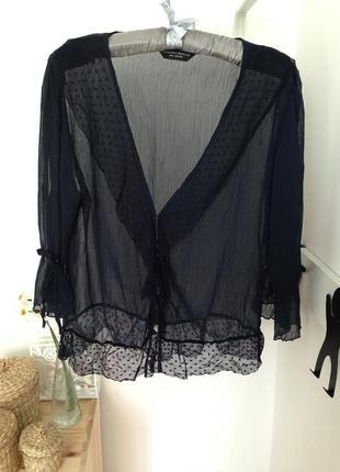 Блуза накидка dorothy perkins