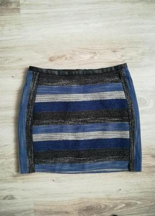 Новая яркая осенняя юбка!
