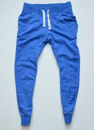 Спортивные штаны с манжетами adidas спортивні штани
