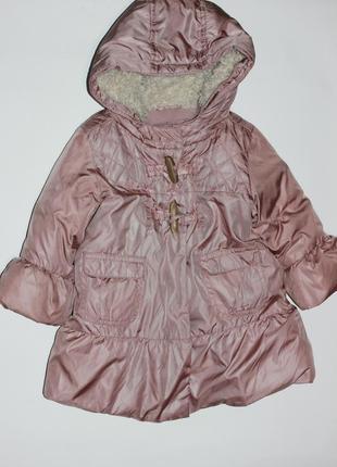 Очень классная курточка для принцессы