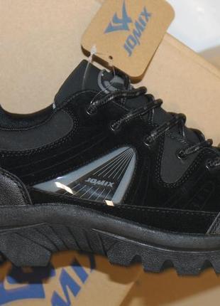 Удобные мужские кроссовки, на толстой  подошве, jomix ,с 41-46р.