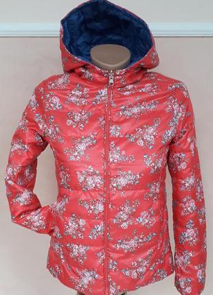 Курточка двохстороння