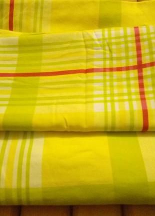 Яркий комплект постельного белья (esprit германия), хлопок 100%