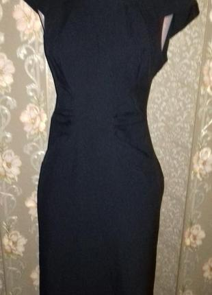 Платье футляр в деловом стиле