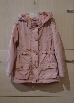 Куртка пальто f&f 3-4р