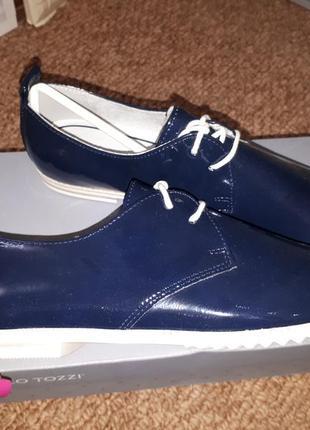 Очень удобные туфли marco tozzi 39