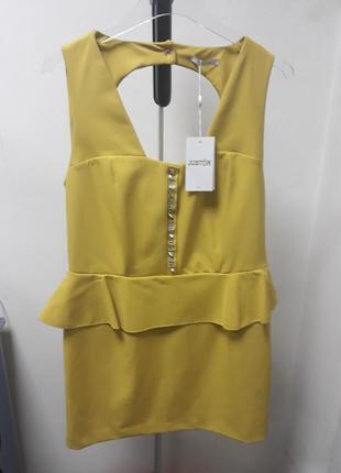 Платье justor