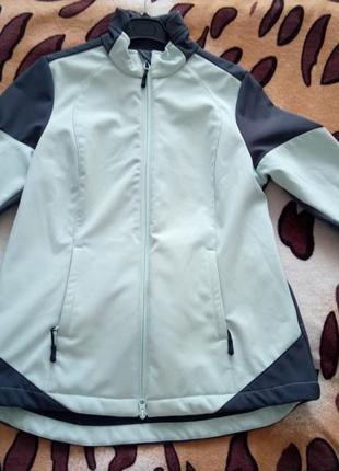 Куртка,олимпийка,м, 44р,bon prix