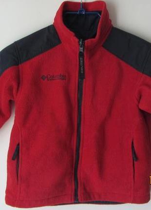 Двохсторонна демисезонна куртка columbia
