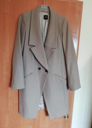Пальто шерсть s-m