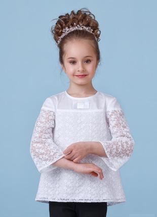 f4fd4a9f2a5 Блуза для девочки zironka рост 122