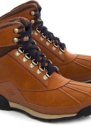 Ботинки мужские columbia bugaboot original omni-heat boots