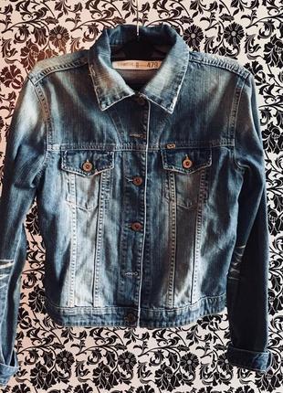 Пиджак от motor jeans