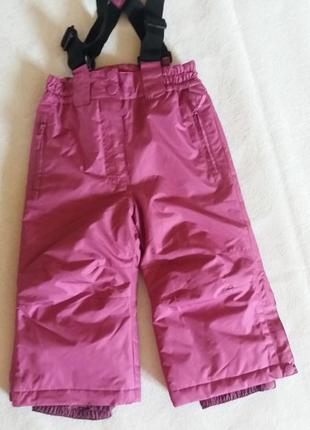 Лижні брюки avantex kids.німеччина