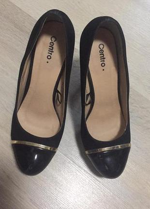 Туфли лобутены-стелька 26 см