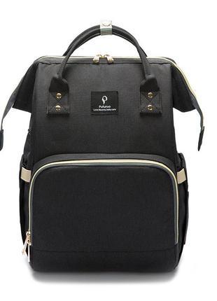 Сумка рюкзак для мамы pofunuo с usb портом. оригинал! бесплатная доставка!