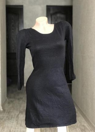 Тёплое платье h&m#зимнее платье