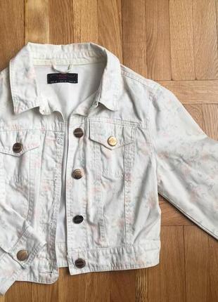 Куртка джинсовка new look