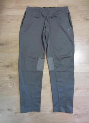 Спортивные штаны reebok, оригинал, р.l