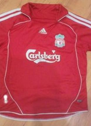 Футбольная футболка на 10-11 лет