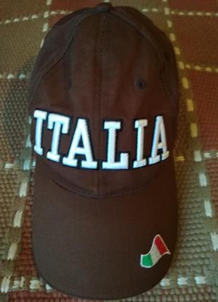 Кепка бейсболка италии