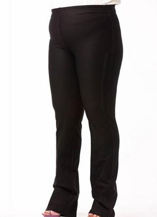 Женские брюки с утяжкой на флисе от производителя