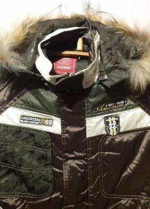 Куртка евро-зима (пог- 60 см) amorism