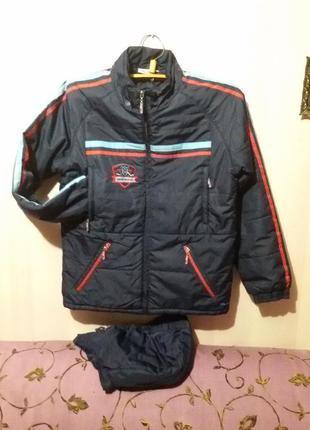 Куртка демисезонная  пог 54 см