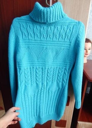 Новый теплющий свитерок))