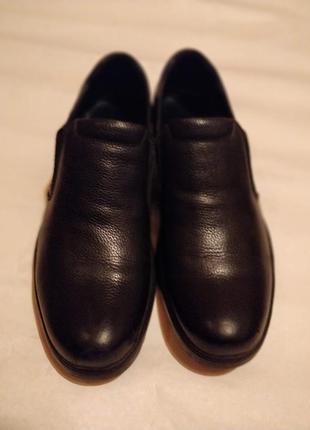 Продам мужские кожаные туфли mascotte