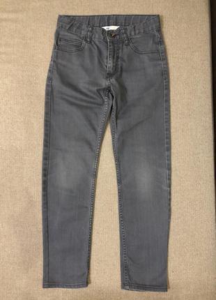 Укорочённые джинсы h&m