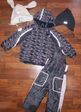 Зимний комплект lenne chicco