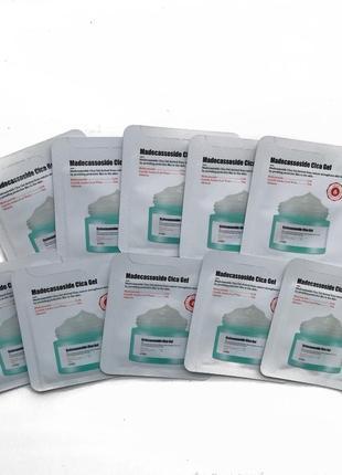 Пробник 10 шт гель a'pieu madecassoside cica gel,50%sale , корея оригинал!