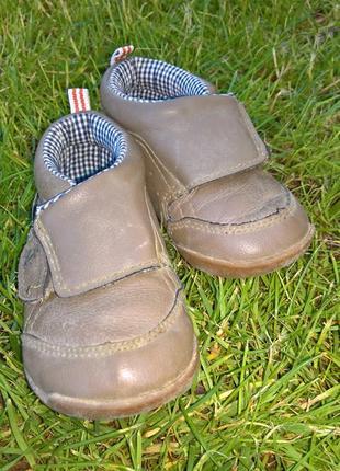 Крутые ортопедические ботинки для маленьких топтунов
