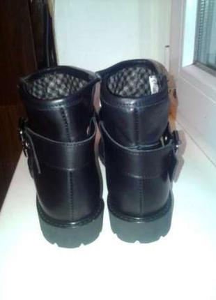 Италия.кожа полуботинки (ботинки,ботиночки,ботильоны,сапоги)