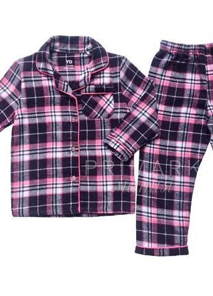 8146b8261f9a Детские байковые пижамы 2019 - купить недорого вещи в интернет ...