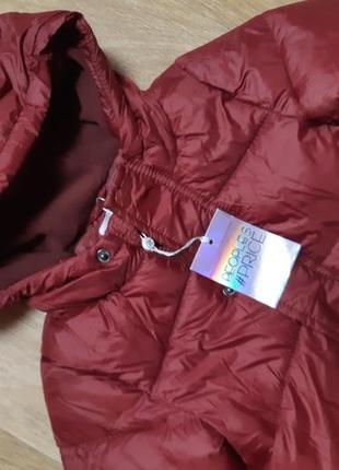 Куртка  теплая piazza italia kids 3-4г.5