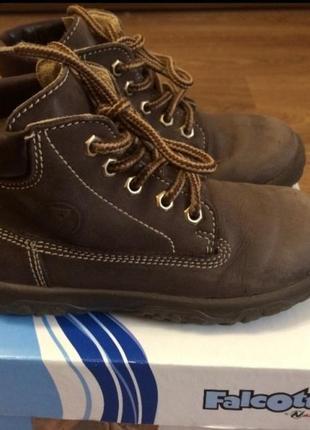 Ботинки falcotto. 25 р. италия