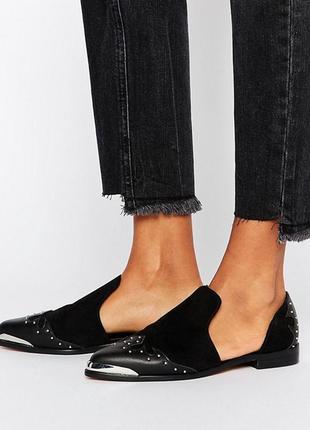 Открытые туфли asos,р-р 38