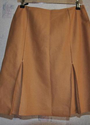 Шерстяная юбка marks&spencer