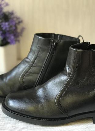 Демисезонные ботинки earth shoe