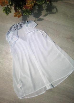 Легкая блузочка блузка майка от atmosphere2