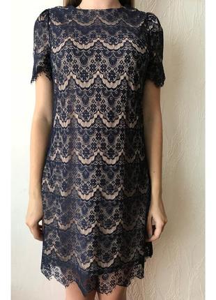 Мереживна сукня/ кружевное платье