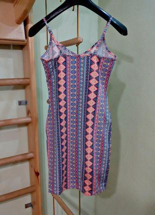 Платье в обтяжку на миниатюрную девушку (xxs-xs)3 фото