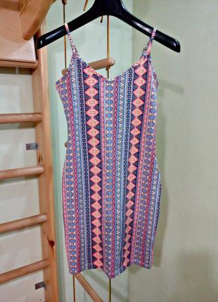 Платье в обтяжку на миниатюрную девушку (xxs-xs)1 фото