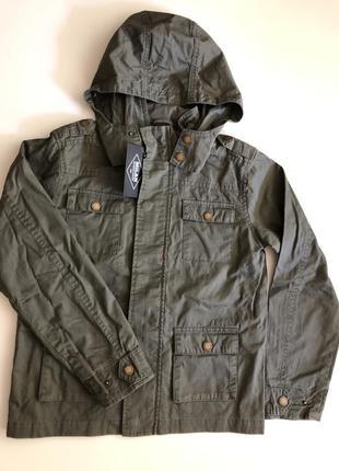 Куртка ветровка tcm для мальчика 134/140