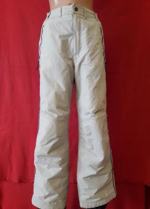 Зимние термо штаны фирмы o'neill на рост 176 см