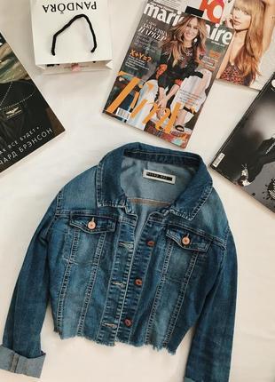 Джинсовка, джинсовая куртка,джинсовый пиджак